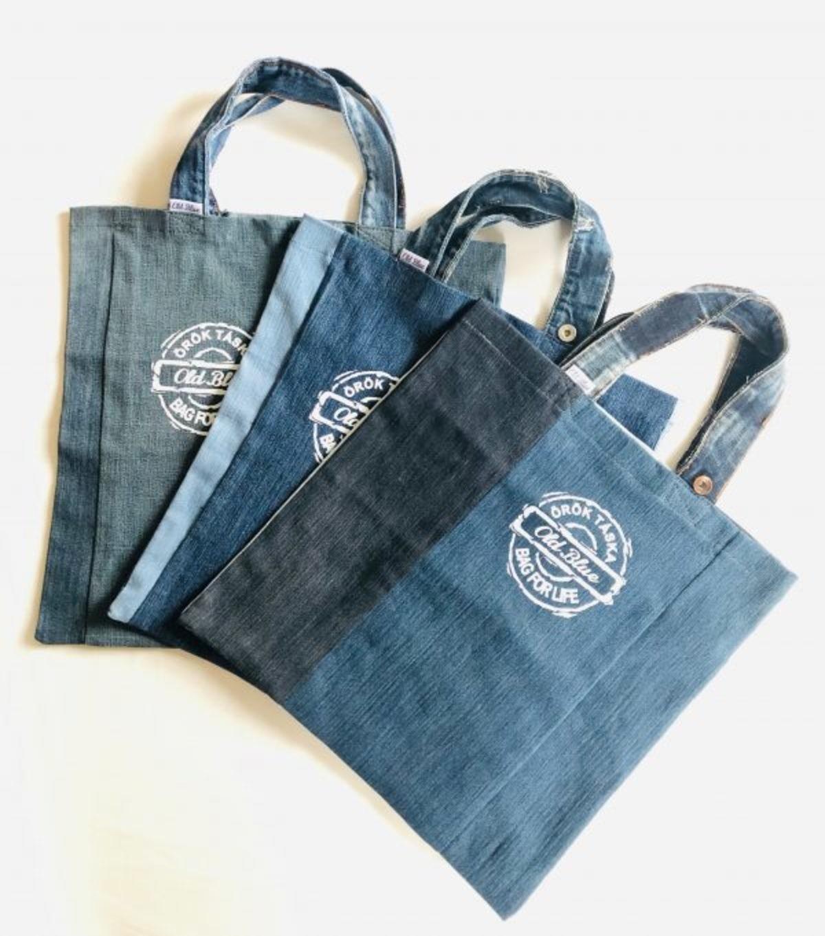 OldBlue bag for life